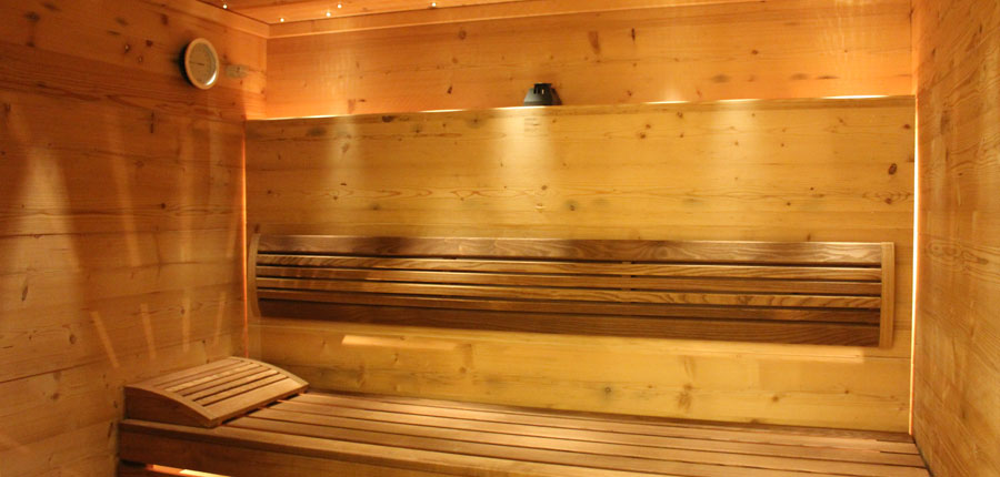 Hotel Haldenhof, Lech, Austria - Sauna, Spa area.jpg